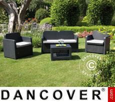 Set di mobili da giardino Sorrento, Antracite
