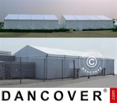 Capannone tenda PRO 12x12m