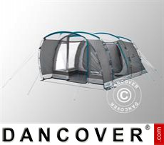 Tenda da campeggio Easy Camp, Palmdale 500, 5 persone, Grigio