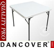 Tavolo banchetto 88x88x74cm, Grigio chiaro (1 pz.)