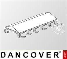 Copertura del tetto per il Tendone per feste Original 4x10m PVC, Bianco /…