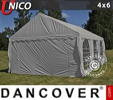 Tendoni Gazebi Party UNICO 4x6m, Beige
