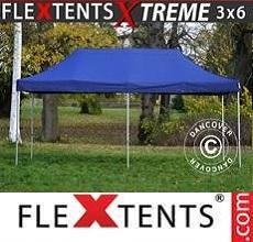 Tenda per racing Xtreme 3x6m Blu scuro