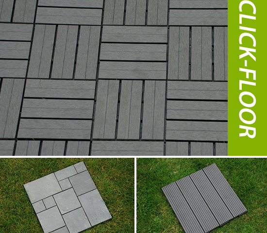 Vloerbedekking tegels voor prachtige en duurzame terrassen