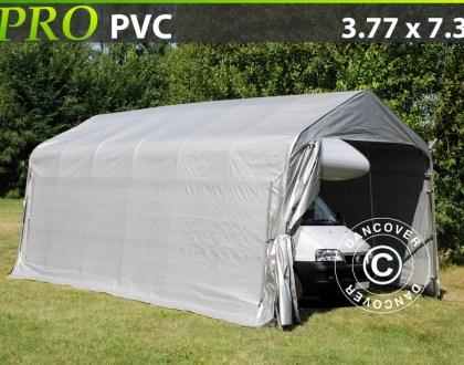 Opslagtenten voor caravans en campers