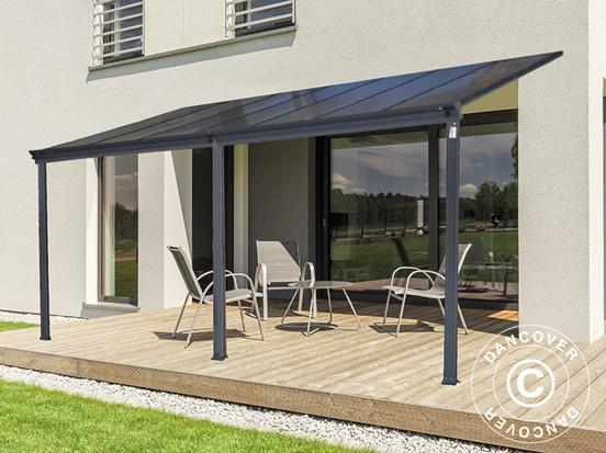 Terrassetak gjør at du kan nyte enda mer tid på terrassen