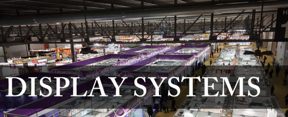 Displaysystem - en investering i företagets image