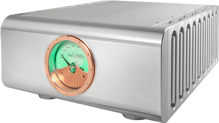 Dagostino Progression M550 Amplifier Silver