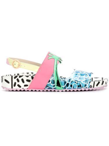 Sandália modelo Becky Malibu R$1365,00