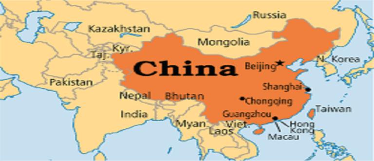 china large
