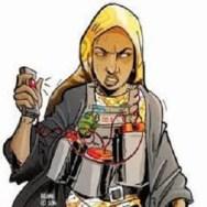 female bomber
