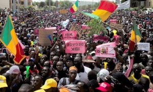 ECOWAS Calls for Elections Re Run in Mali As Protesters Demand President To Resign 2 780x470 1