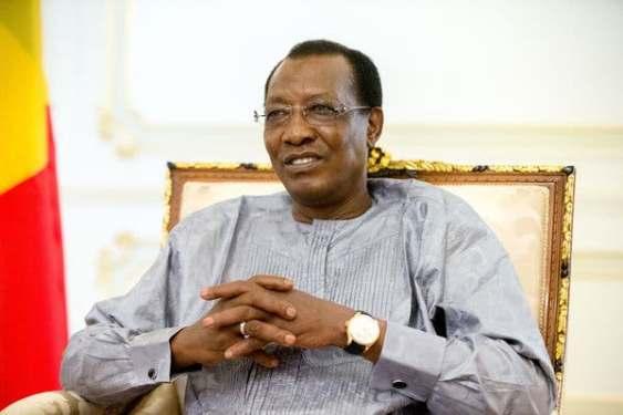 Chad-Idriss-Deby