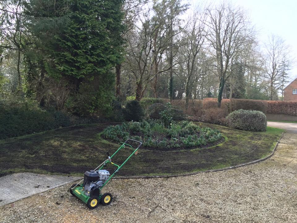 Garden maintenance, Devizes, Wiltshire, Dan Davies Landscaping