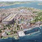 Constantinople Grand Palais Sacre