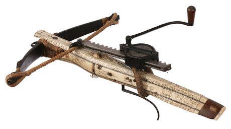 Late Medieval Crossbows - Dan Davis Author