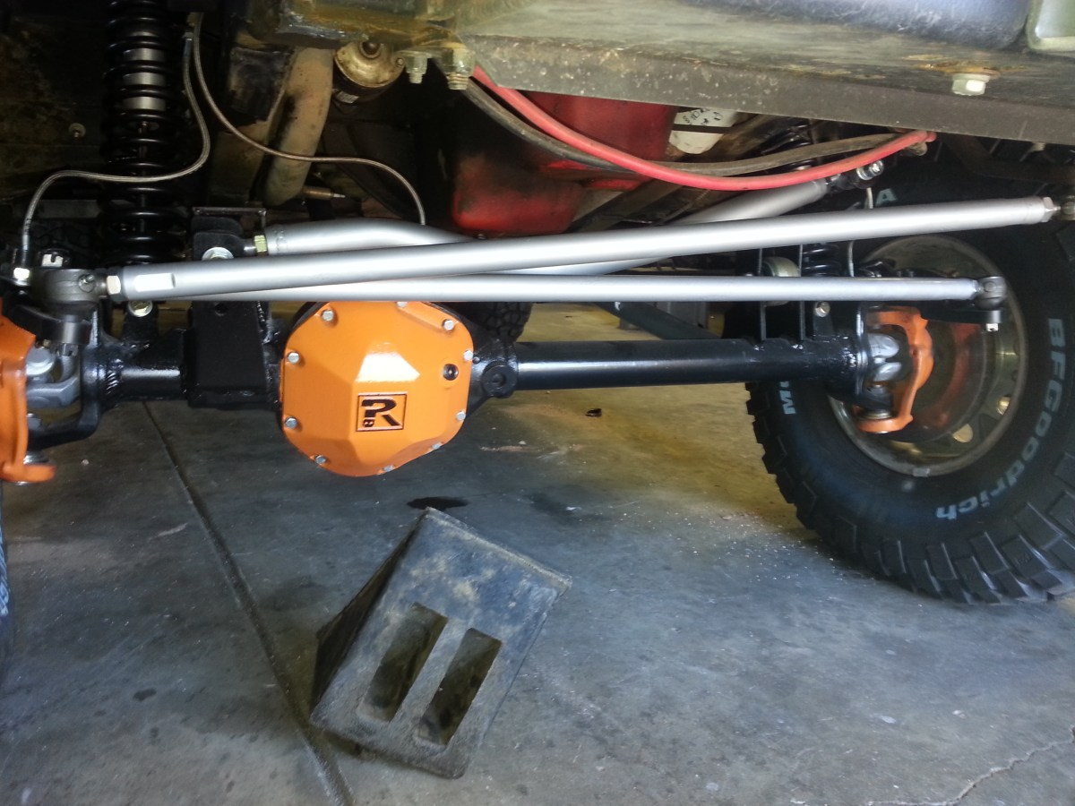 Scout Ii High Steer Kit With Knuckles D And C Extreme