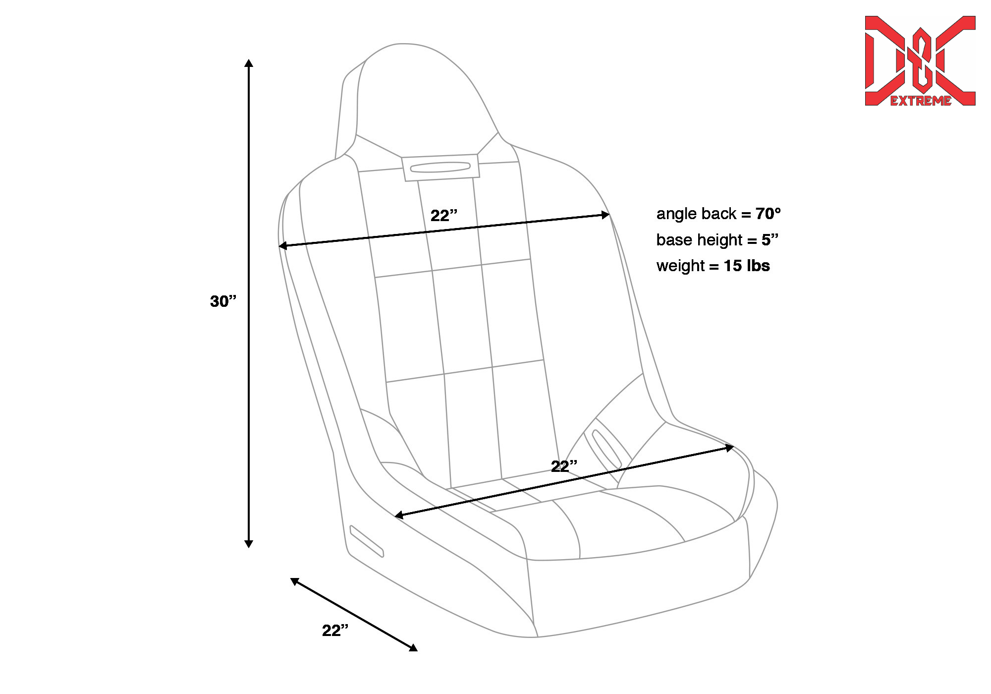 Baja Seat