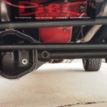 X Duty Scout Ii Tie Rod And Drag Link Set D And C Extreme