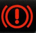 dashboard warning
