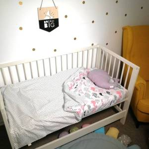 lenjerie de patut bebelus