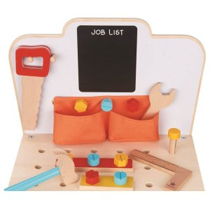 Atelier pentru copii banc de lucru din lemn
