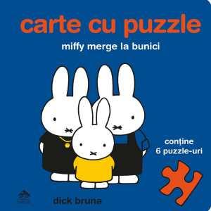Miffy carte puzzle