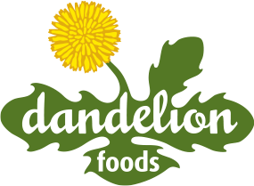 Dandelion Foods logo - click to return to homepage