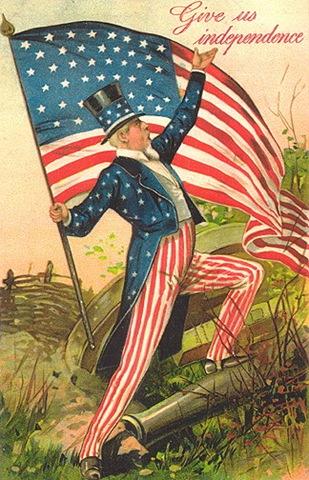 uncle-sam-4th-of-july-american-flag-vintage-postcard