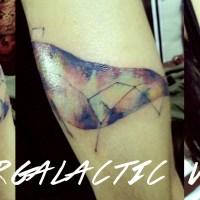 On tattoos.