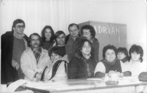 Casa de Cultura Piatra Neamt - 1986