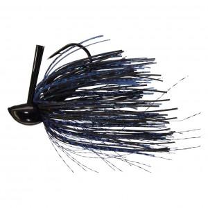 Black Blue Fish Scale