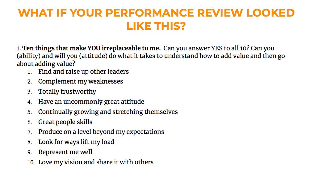 performance-review-sample - dando