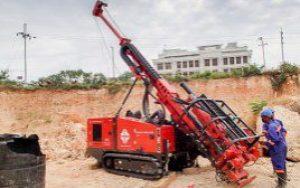 Multitec 4000 MK3 Drilling in Tanzania