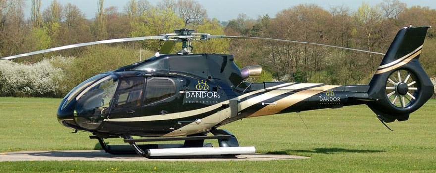platinum helicopter viewings
