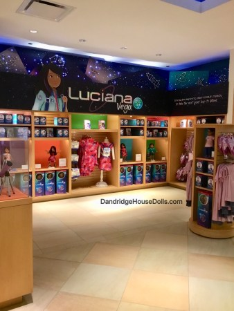 Luciana Section