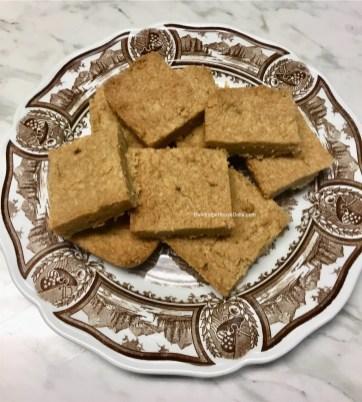 American Girl Addy Shortbread Recipe