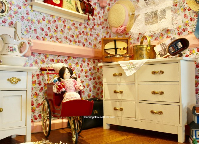 American Girl Doll Samantha Bedroom Collection Furniture