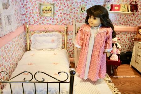 American Girl Samantha Victorian 18 Inch Dollhouse
