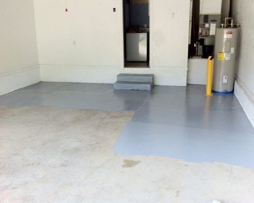 the 4 best choices for garage floor finishes Thinking About The Garage Floor Ideas For Your Home - ezonlinesupport.com