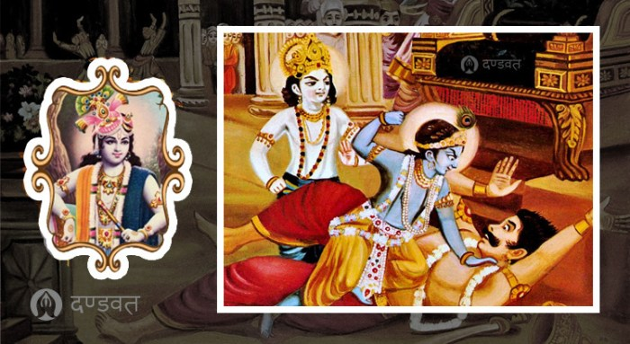 Once Mahadaisa asked Sarwagya Ji, How Shree Krishan Chander Prabhu ji gifted Udhav Dev with his love #DandvatPranam