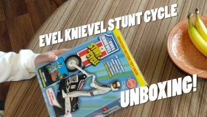 Evel Knievel Stunt Cycle Unboxing Thumbnail Image
