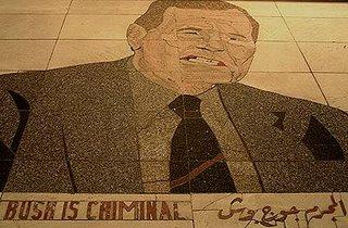 bush-criminal