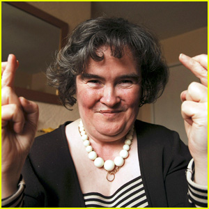 Unlikely star - Susan Boyle performing I Dreamed a Dream from Les Miserables (CLICK IMAGE FOR VIDEO)