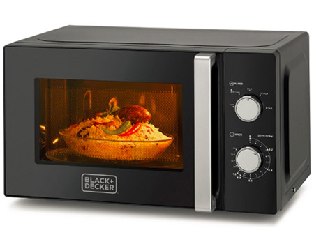 what are the uses of microwave oven
