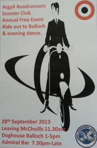 roadrunners dance poster