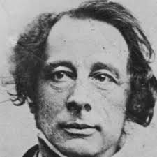 Charles Dickens before the goatee.