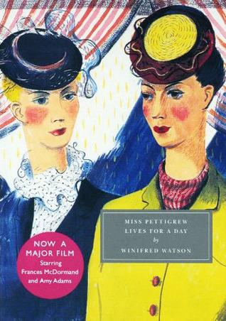 Miss Pettigrew cover