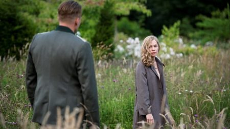 A scene from Suite Francaise.