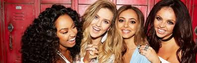 The real Little Mix.